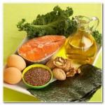 Важность Омега-3 в нашей диете. Витамин F